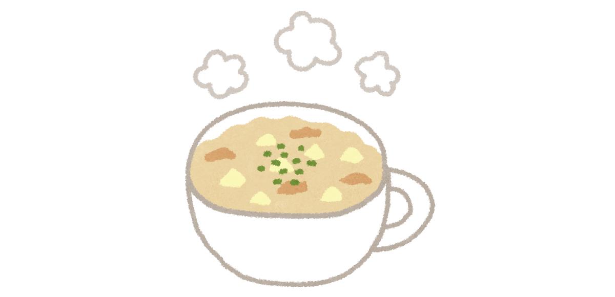 木 冬 温まる 食べ物 心理テスト スープ