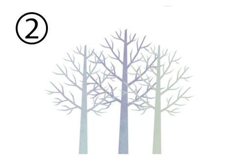 木 冬 温まる 食べ物 心理テスト