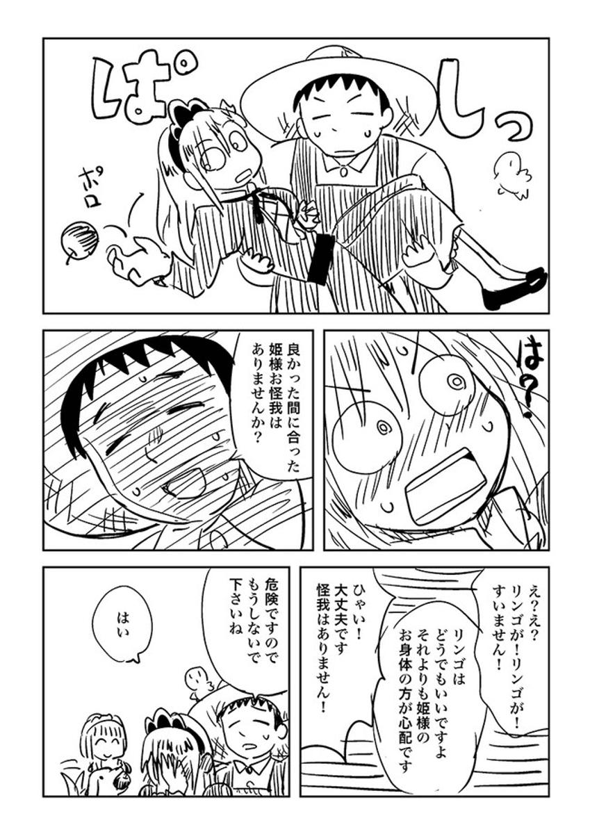 最強の姫騎士と白バラ3-4