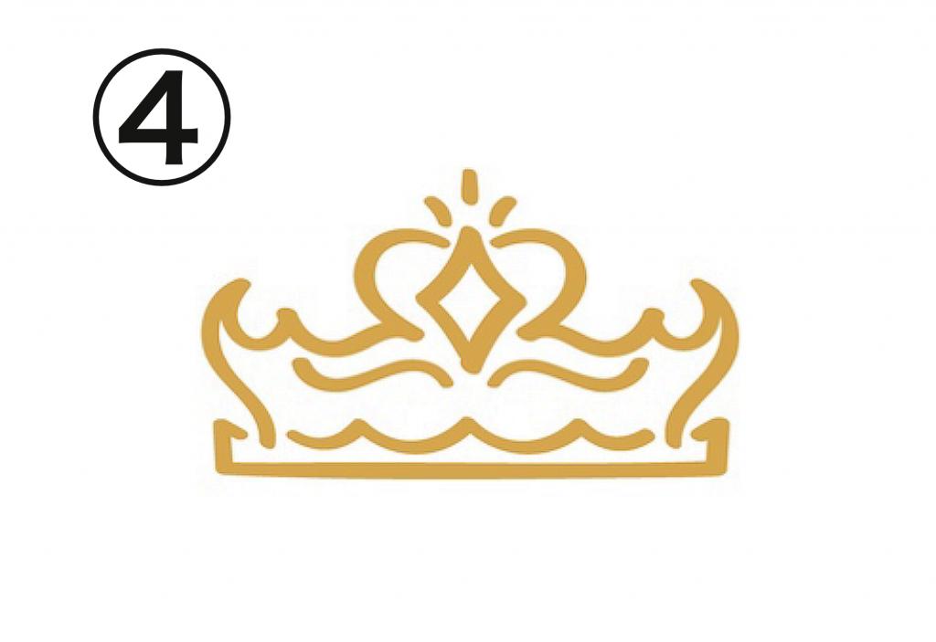 王冠 決断力 心理テスト