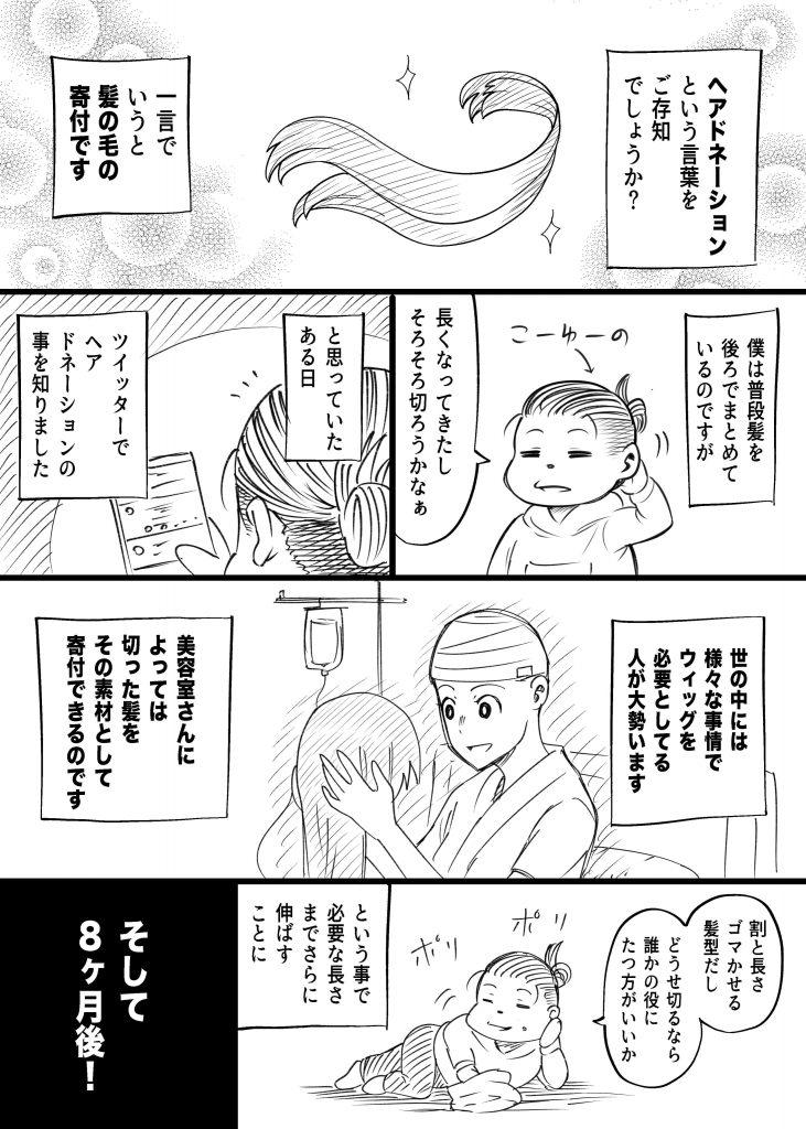 髪の寄付01