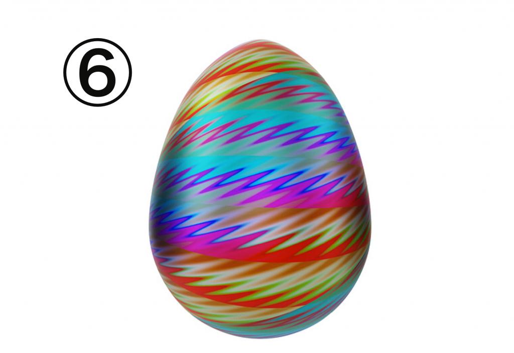 卵 我慢強さ 心理テスト