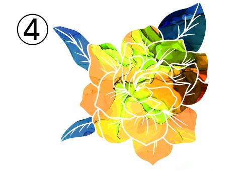 黄色 花 物持ち 心理テスト