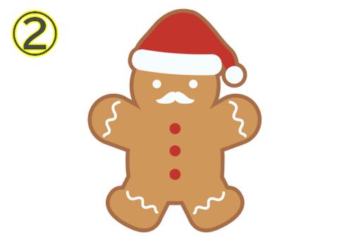 クリスマス ジンジャークッキー 過ごし方 心理テスト