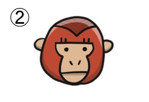 サル めんどくさがり屋 心理テスト