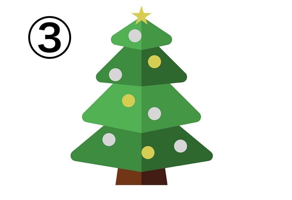 クリスマス ツリー クール 心理テスト