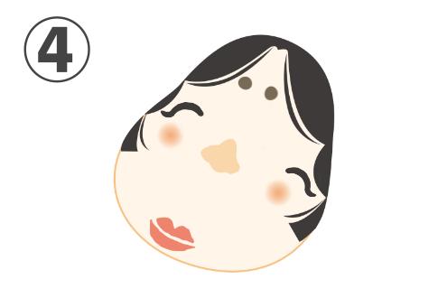 福笑い お正月 笑いのツボ 心理テスト
