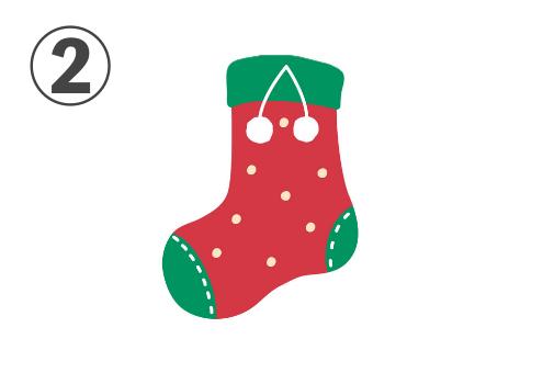 靴下 クリスマス 性格 レビュー 心理テスト
