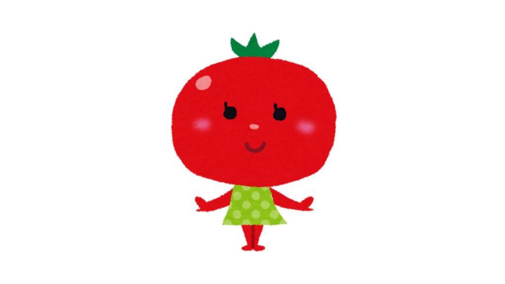 カニ 赤 例える 性格 心理テスト トマト