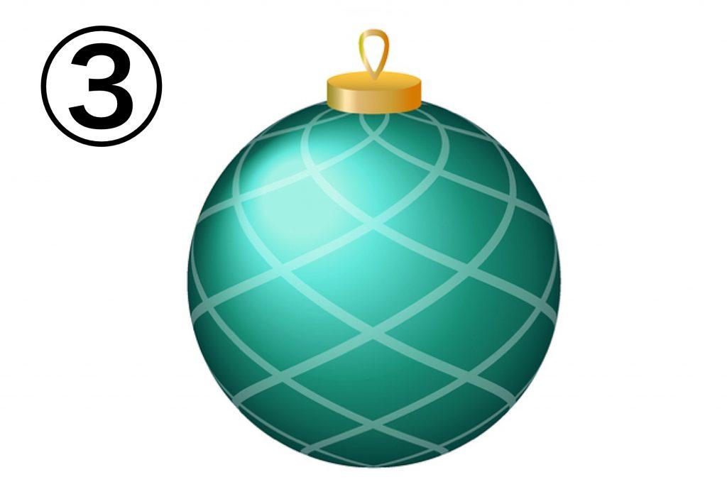 オーナメント クリスマス 浮気心 心理テスト
