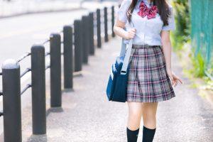憧れの女子生徒