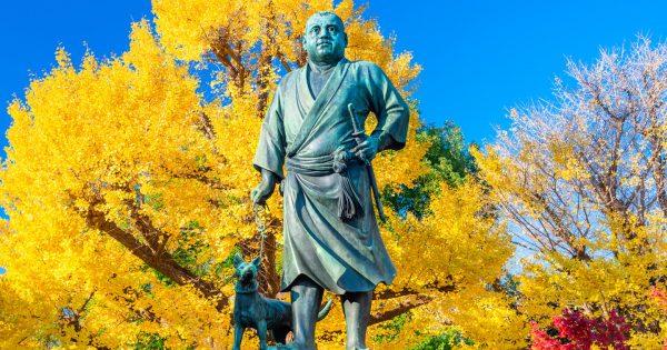 西郷隆盛の銅像の犬って?写真嫌いはホント?人物像を解説「もしもテレビ出演してたらこうなる」