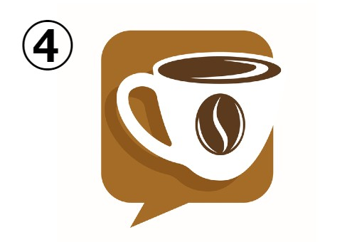 コーヒー ロゴ 性格 レビュー 心理テスト