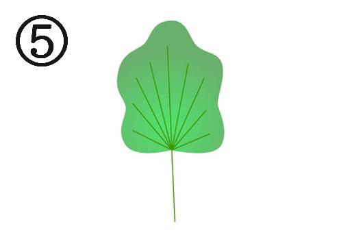 葉っぱ せっかち 心理テスト