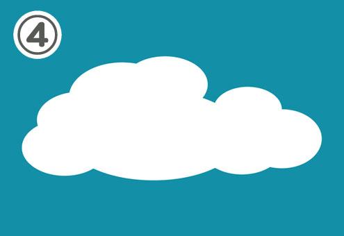 雲 性格 相談したい 心理テスト