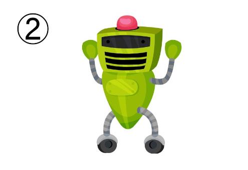 ロボット 相棒 性格 心理テスト