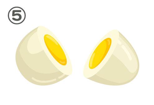 卵,褒められたい 心理テスト