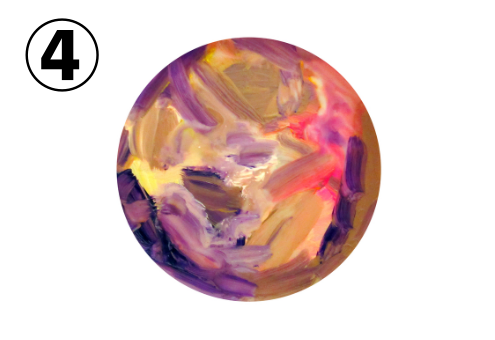 絵の具 絵画 一人 脳内 心理テスト