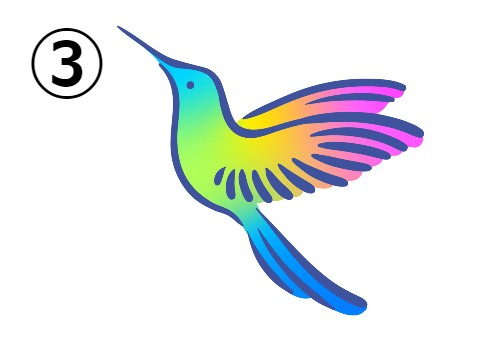 虹色 鳥 性格 心理テスト