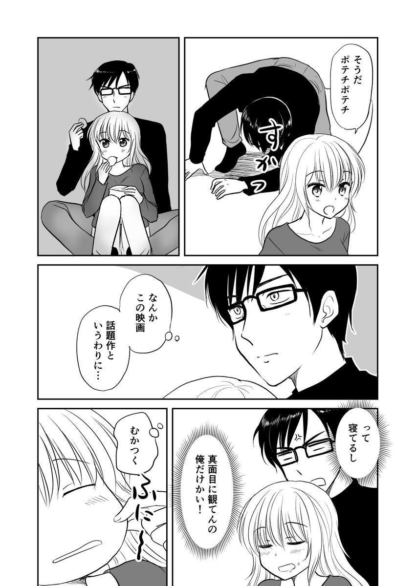 猫っぽい彼女03
