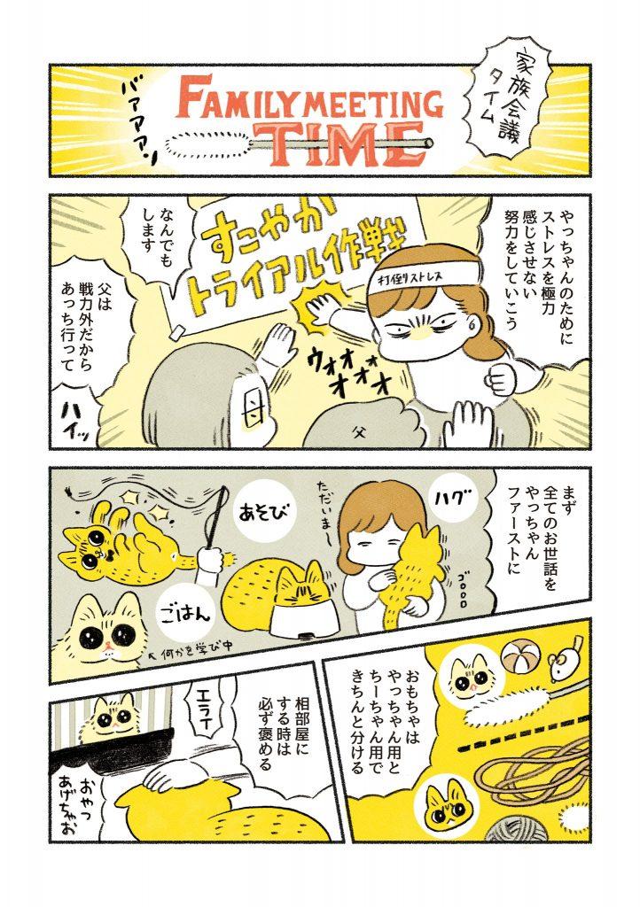 やっちゃんの異変3