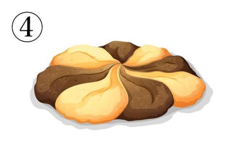 クッキー 性格 熱血 冷静 心理テスト