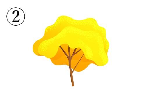 木 小さな幸せ 心理テスト