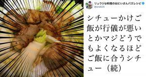 「ごはんにかけるためのシチュー」のレシピが絶対美味いやつすぎる!