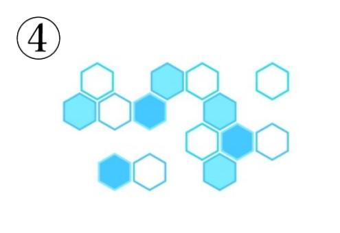六角形 水族館 性格 例える
