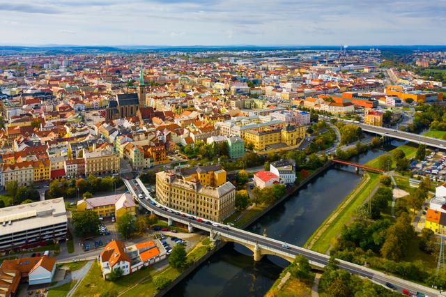 ヨーロッパの街並み