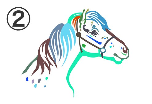 馬 性格 心理テスト