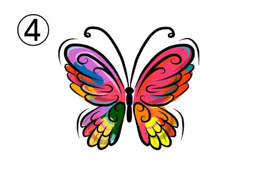 蝶 才能開花 心理テスト