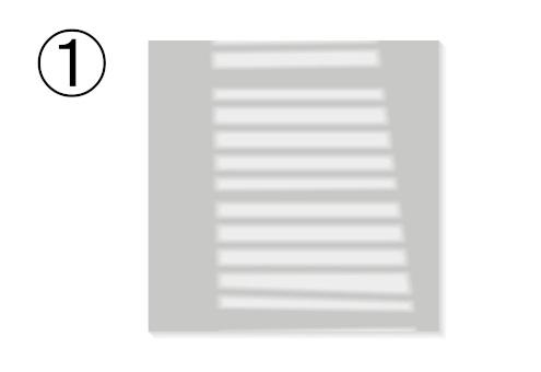 窓 シルエット 自尊心 心理テスト