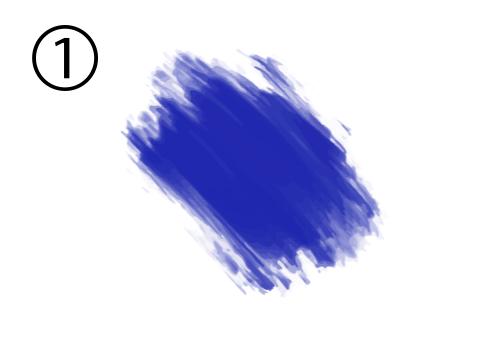 ブラシ 跡 青 弱点 ワード 心理テスト