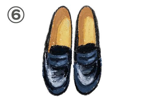 靴 行きたい 場所 心理テスト