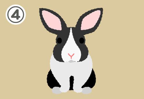 ウサギ 鈍感 敏感 心理テスト