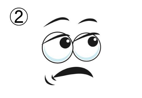 嫌い 顔 表情 性格 合わない 心理テスト