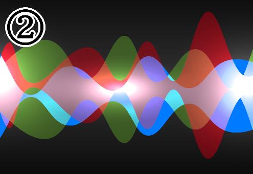 波形 理想 高さ 心理テスト