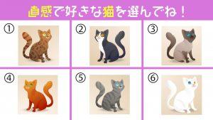 【心理テスト】猫で診断!あなたの「負けず嫌い度」はどのくらい?