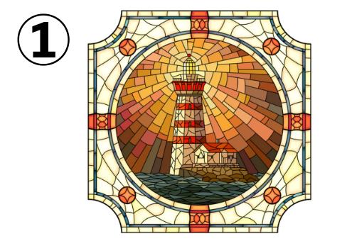 灯台 イラスト 性格 レビュー 心理テスト