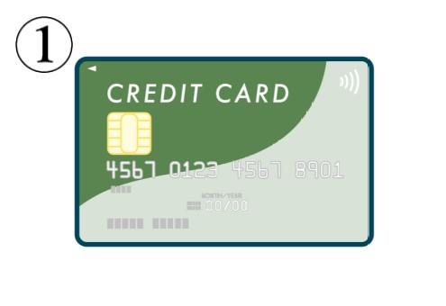 クレジットカード 自制心 心理テスト