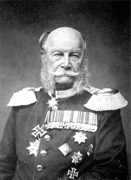 ヴィルヘルム1世の写真