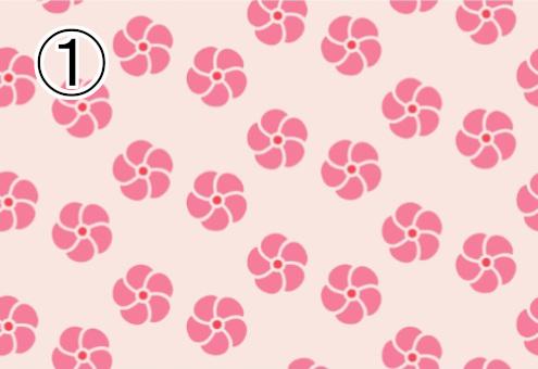 ピンク 柄 一目惚れ 心理テスト
