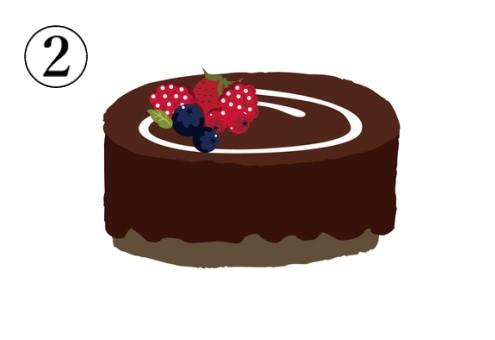 チョコレート ケーキ スマホ 依存 心理テスト