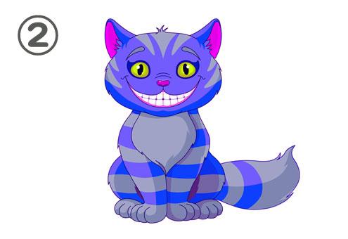 猫 不思議 ポーカーフェイス 心理テスト