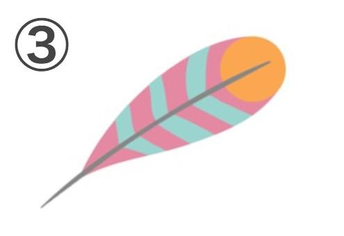 羽 読み物 例える 性格 心理テスト