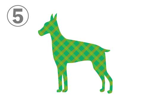 柄 犬 性格 心理テスト