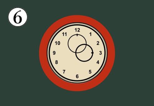 時計 気がかり 心理テスト