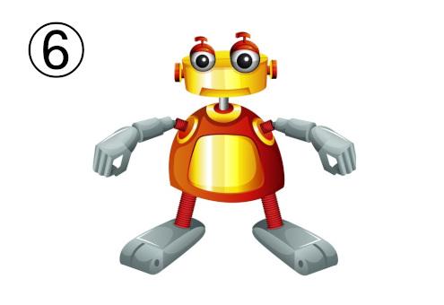 ロボット 未来 ワクワク 心理テスト
