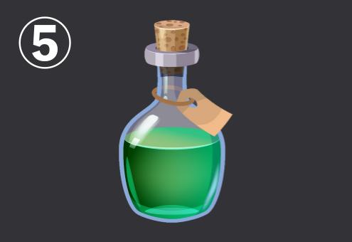 緑 ボトル 擬音語 例える 性格 心理テスト